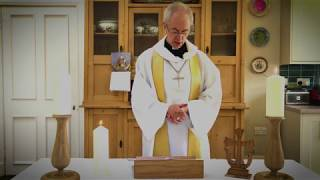 Easter Sunday service with the Archbishop of Canterbury