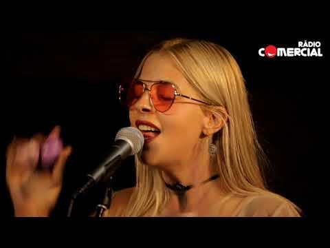 Rádio Comercial | Diana Martinez & The Crib tocam The Feeling