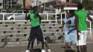 Addis Afros 2nd Streetball Jam 2012