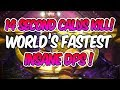 Download WORLD'S FASTEST CALUS KILL! [14 sec] [ONE PLATE KILL!] in Mp3, Mp4 and 3GP