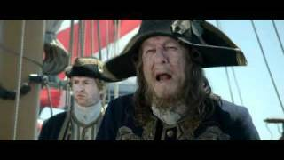 Escena de Piratas del Caribe 4: Hombres del Rey