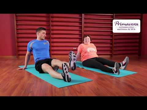 Ćwiczenia odchudzające na uda i pośladki