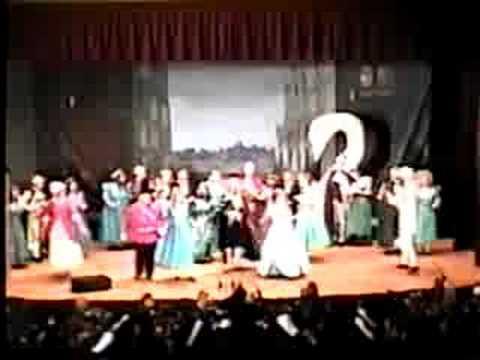 DANIEL KRAVETZ CONDUCTS GILBERT & SULLIVAN: IOLANTHE--Finale