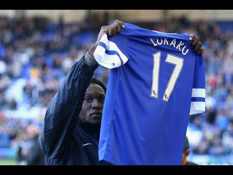 Premier League Transfer News! Everton Sign Lukaku!!!