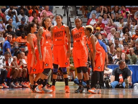 2013 WNBA All-Star Game Recap