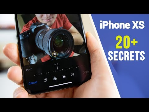 iPhone XS Max - Tips, Tricks & Hidden Features!