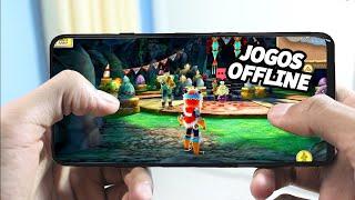 INCRÍVEL!! Os 50 Melhores Jogos OFFLINE para Android 2019