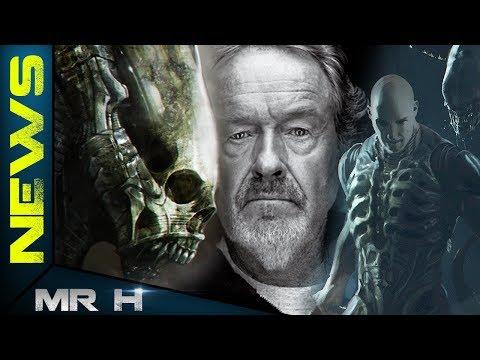 Alien Awakening - Ridley Scott LOVES The Xenomorph Again