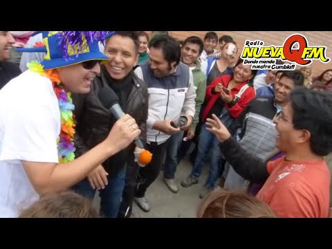Meticuloso y Edwin Sierra | Radio Nueva Q FM