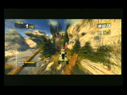 Naild Xbox 360 Ps3 Gameplay