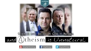 Science Says Belief In GOD is NATURAL & Atheism is UNNATURAL