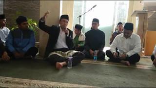 Ramah Tamah Gubernur NTB dengan Masyarakat Bantul di Masjid Al Firdaus