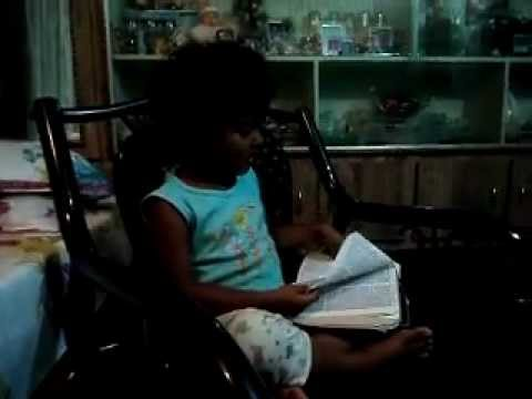 Queeni Readin' The Bible (in Her Own Words):d video