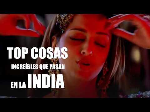 TOP COSAS INCREIBLES INDIA