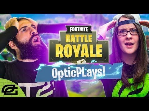 MentaL and SuMuNs join the Fortnite Battle Royale! (OpTicPlays)