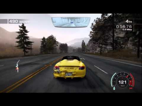 Need For Speed: Hot Pursuit: Walkthrough - Part 2 [HD] (PS3/PC/X360)