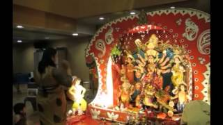 A glimps of durga Puja in Hong Kong