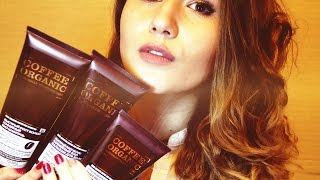HAIR CARE/ COFFEE ORGANIC/NATURALLY PROFESSIONAL 2015 КОФЕЙНЫЙ УХОД ЗА ВОЛОСАМИ