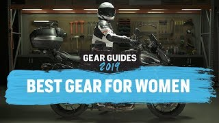 Best Motorcycle Gear For Women 2019