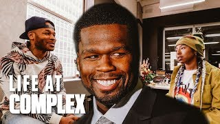 50 Cent Is Trolling Young Buck Again! | #LIFEATCOMPLEX