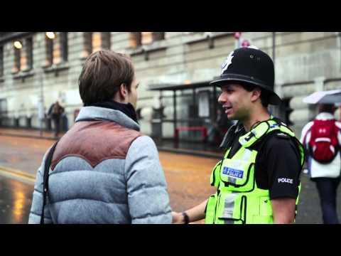 What's it like volunteering for British Transport Police as a Special Constable?