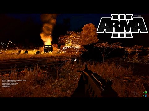 With Misha On A Mission   Arma 3 Wasteland