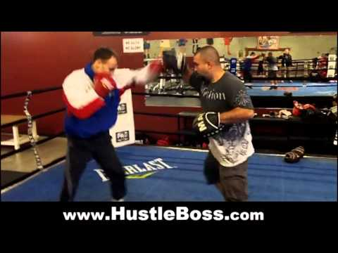 'mexican Russian' Evgeny Gradovich's Final Workout In Oxnard Before Clash With Ibf Champ Billy Dib video