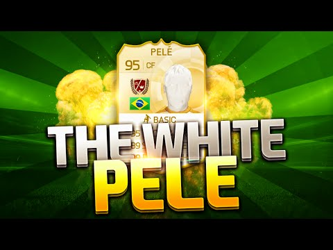 FIFA 15 ● THE WHITE PELE ~ THE BEST PLAYER IN FIFA