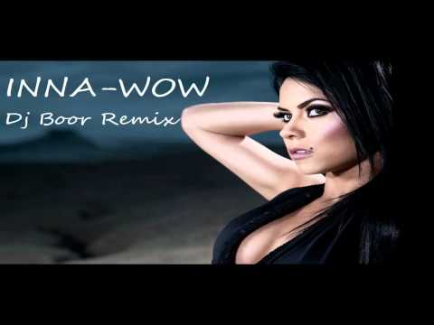 Inna-wow (dj Boor Remix) video