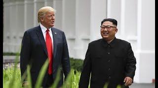 [Vietnamese] Toàn cảnh cuộc gặp thượng đỉnh lịch sử Mỹ - Triều Tiên, Trump & Kim Jong-un