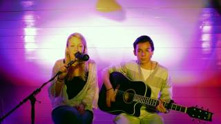 Ed Sheeran - The A Team - LIVE cover by Emilie feat. Andreas (Guitar)