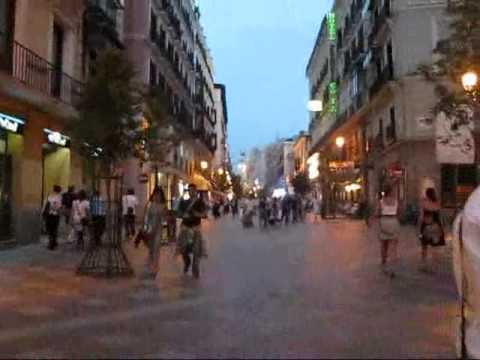 Travel Spain: A Sightseeing Tour of Madrid