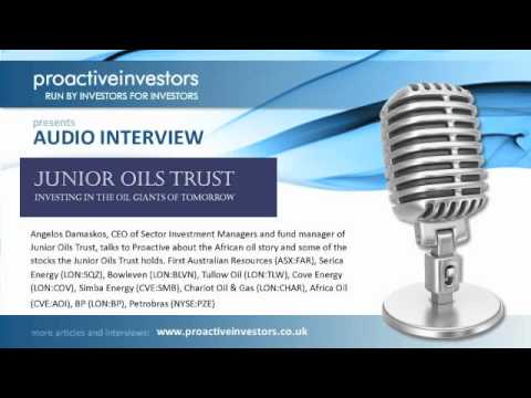 Africa oil favourites of Junior Oils Trust