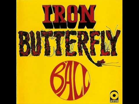 Iron Butterfly - To Be Alone