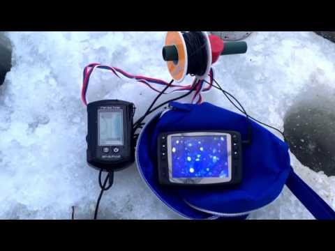 рыбалка с эхолотом практик эр-6 pro 2