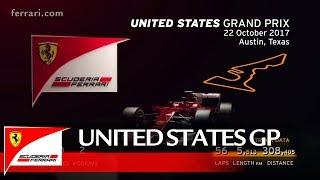 United States Grand Prix Preview - Scuderia Ferrari 2017