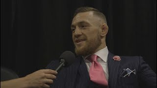 Mayweather vs McGregor World Tour: Conor McGregor Chats with Megan Olivi