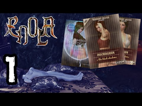 Enola Horror Game Part 1 - Yuri, Sex Doll, Porn Magazines video