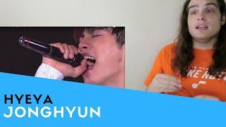 Download Lagu Voice Teacher Reacts to Jonghyun - Hyeya Gratis STAFABAND