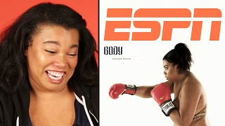 Women Re-Create Celebrity Fitness Covers