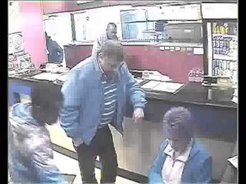 Customers and staff assaulted during armed robbery. Full story by the Middelburg Observer here: http://mobserver.co.za/