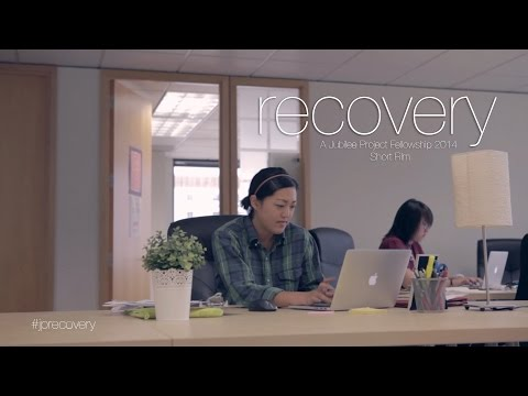 Recovery | A Jubilee Project Fellowship Trailer