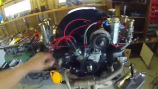 vw 2332 type 1  bug engine. Almost there...