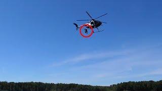 Hoppar från en helikopter utan fallskärm | Levande - Nu - Då - För Alltid! #3