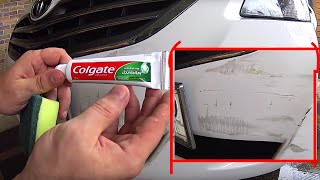 How to remove scratches from a car, how to fix scratches on a car, remover scratches from car