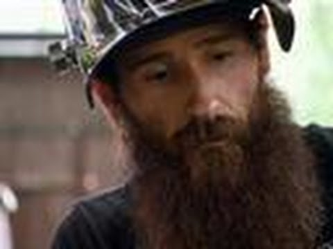 Gas monkey garage aaron kaufman aaron realizes he really has