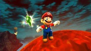 Super Mario Galaxy 2 - All Green Stars