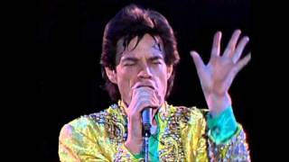 The Rolling Stones - Ruby Tuesday (Live at Tokyo Dome 1990)