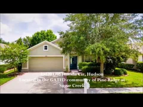 13220 Old Florida Cir, Hudson, FL Pine Ridge home tour by the #1 RE/MAX agents in Florida