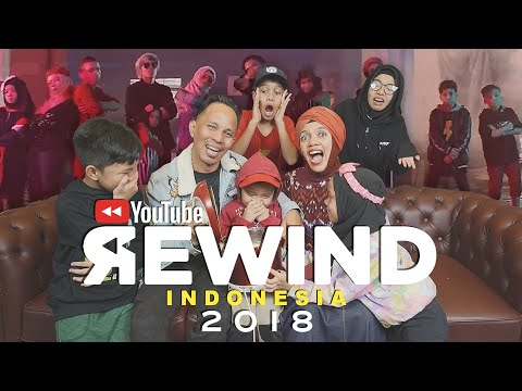Youtube Rewind indonesia 2018 - Rise - Gen Halilintar Reaction